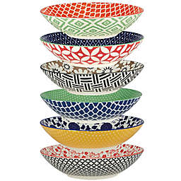 Certified International™ Soho Dinner Bowls (Set of 6)