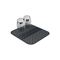 Umbra® Sling Small Sink Mat/Plate Holder in Charcoal
