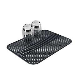 Umbra® Sling Large Sink Mat/Plate Holder in Charcoal
