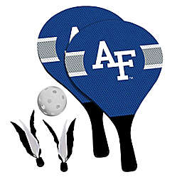 United States Air Force Academy Falcons 2-in-1 Birdie Pickleball Paddle Game Set