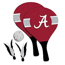 University of Alabama Crimson Tide 2-in-1 Birdie Pickleball Paddle Game Set