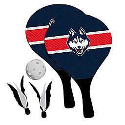 University of Connecticut Huskies 2-in-1 Birdie Pickleball Paddle Game Set