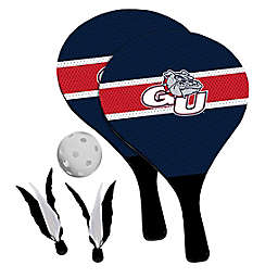 Gonzaga University Bulldogs 2-in-1 Birdie Pickleball Paddle Game Set