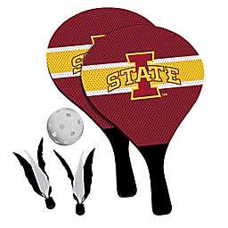Iowa State University Cyclones 2-in-1 Birdie Pickleball Paddle Game Set