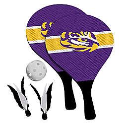 Louisiana State University Tigers 2-in-1 Birdie Pickleball Paddle Game Set