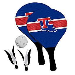 Louisiana Tech University Bulldogs 2-in-1 Birdie Pickleball Paddle Game Set