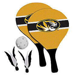 University of Missouri Tigers 2-in-1 Birdie Pickleball Paddle Game Set