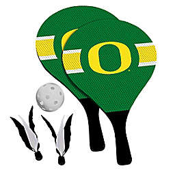 University of Oregon Ducks 2-in-1 Birdie Pickleball Paddle Game Set