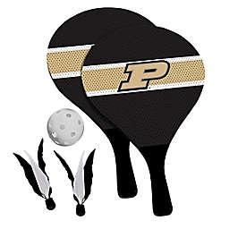 Purdue University Boilermakers 2-in-1 Birdie Pickleball Paddle Game Set