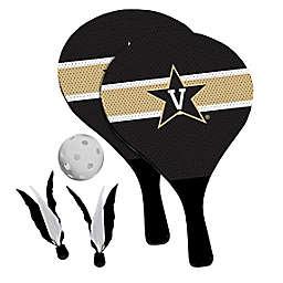 Vanderbilt University Commodores 2-in-1 Birdie Pickleball Paddle Game Set