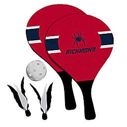 University of Richmond Spiders 2-in-1 Birdie Pickleball Paddle Game Set