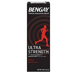 Bengay 4 oz. Ultra Strength Cream