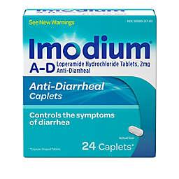 Imodium® 24-Count A-D Caplets
