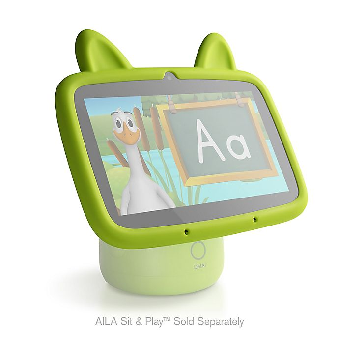 Alternate image 1 for Protective Cuddle Case for AILA Sit & Play™ in Green