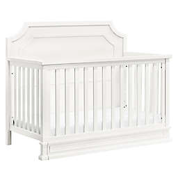 Million Dollar Baby Classic Emma Regency 4-in-1 Convertible Crib in Warm White