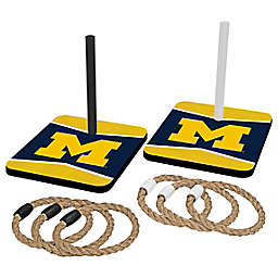 University of Michigan Wolverines Quoits Ring Toss