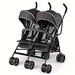 Dream On Me Volgo Umbrella Double Stroller