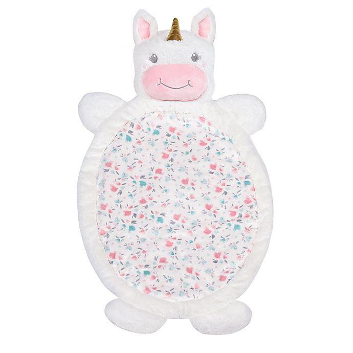 Alternate image 1 for Baby's First by Nemcor® Unicorn Oversize Cuddle Buddy