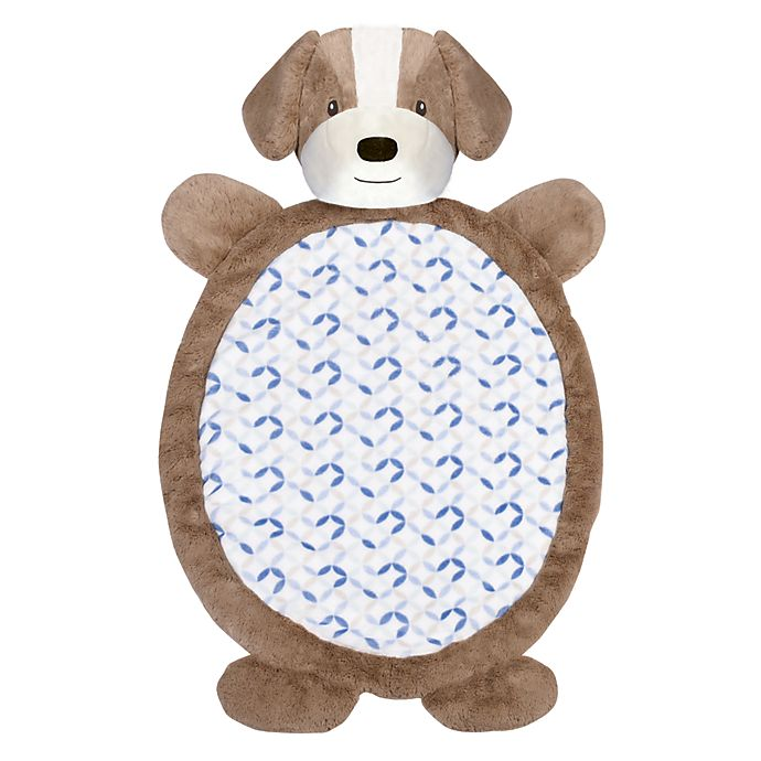 Alternate image 1 for Baby's First by Nemcor® Puppy Oversize Cuddle Buddy
