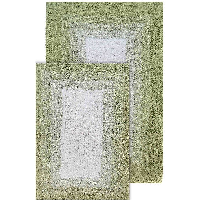 Alternate image 1 for Whitney Ombre 2-Piece Bath Rugs