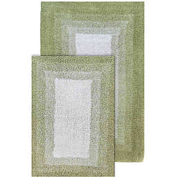 Whitney Ombre 2-Piece Bath Rugs