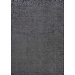 JONATHAN Y Haze 5' x 8' Area Rug in Black
