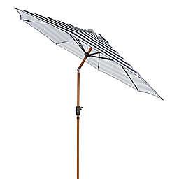 W Home™ 9-Foot Striped Cabana Umbrella
