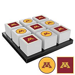 University of Minnesota Golden Gophers Tic-Tac-Toe Game Set