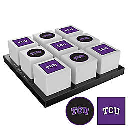 Texas Christian University Horned Frogs Tic-Tac-Toe Game Set