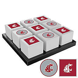 Washington State University Cougars Tic-Tac-Toe Game Set