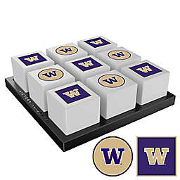 University of Washington Huskies Tic-Tac-Toe Game Set