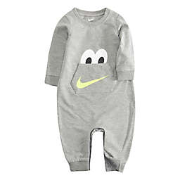 Nike® Size 3M Playful Pocket Coverall in Grey