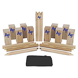 United States Air Force Academy Falcons Kubb Viking Chess Game Set