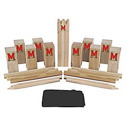 University of Maryland Terrapins Kubb Viking Chess Game Set