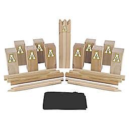 Appalachian State University Mountaineers Kubb Viking Chess Game Set
