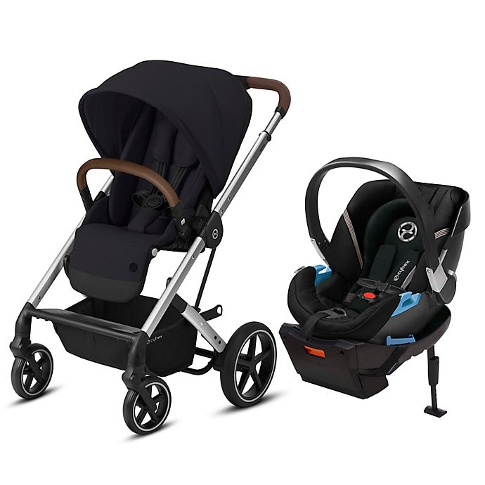 Alternate image 1 for Cybex Balios S Lux & Aton 2 Travel System