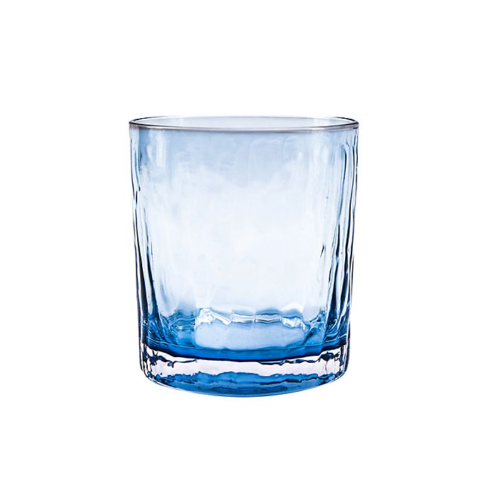 Alternate image 1 for Bee & Willow™ Short Textured Glass Tumbler