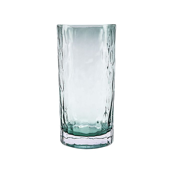 Alternate image 1 for Bee & Willow™ Tall Textured Glass Tumbler