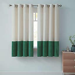 Mainstays Joslyn Velvet Grommet Window Curtain Panel