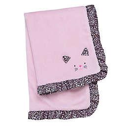 Little Me® Leopard Blanket in Pink