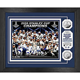 NHL Tampa Bay Lightning 2020 Stanley Cup Final Champions Celebration Coin Photo Mint