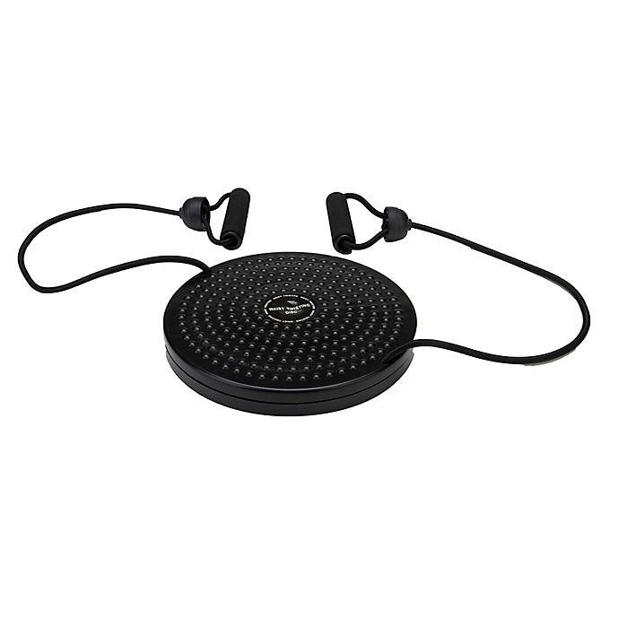 Alternate image 1 for Mind Reader Twisting Ab Balance Disc in Black