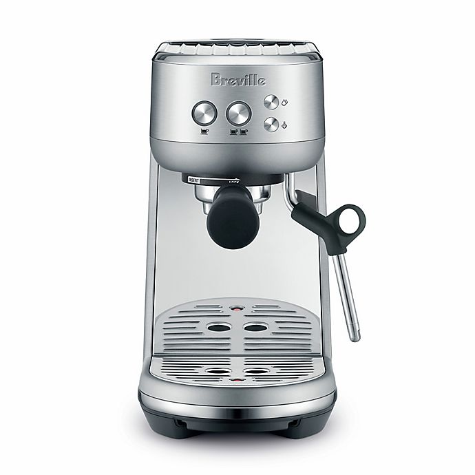 Alternate image 1 for Breville® the Bambino™ Stainless Steel Espresso Maker