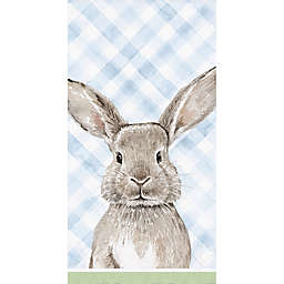 """Creative Converting™ """"Happy Easter"""" Bunny Guest Towels (Set of 20)"""