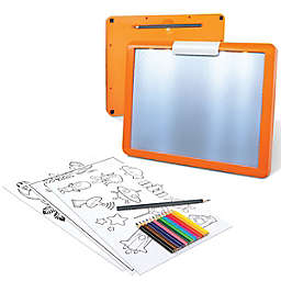 Discovery Kids™ 34-Piece LED Illuminated Tracing Tablet Set