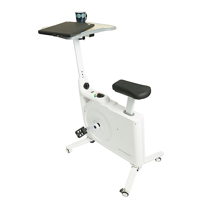 Mind Reader Exercise Bicycle With Desk Bed Bath And Beyond Canada