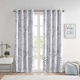 ID Rebecca Metallic Total Blackout Curtain G/S