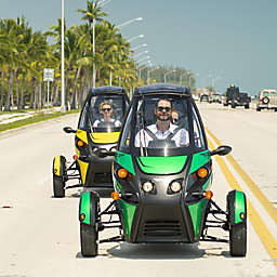 Florida Key West FUV (Fun Utility Vehicle) Rental by Spur Experiences®
