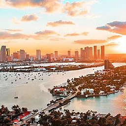 Miami, Florida Sunset Air Tour by Spur Experiences®