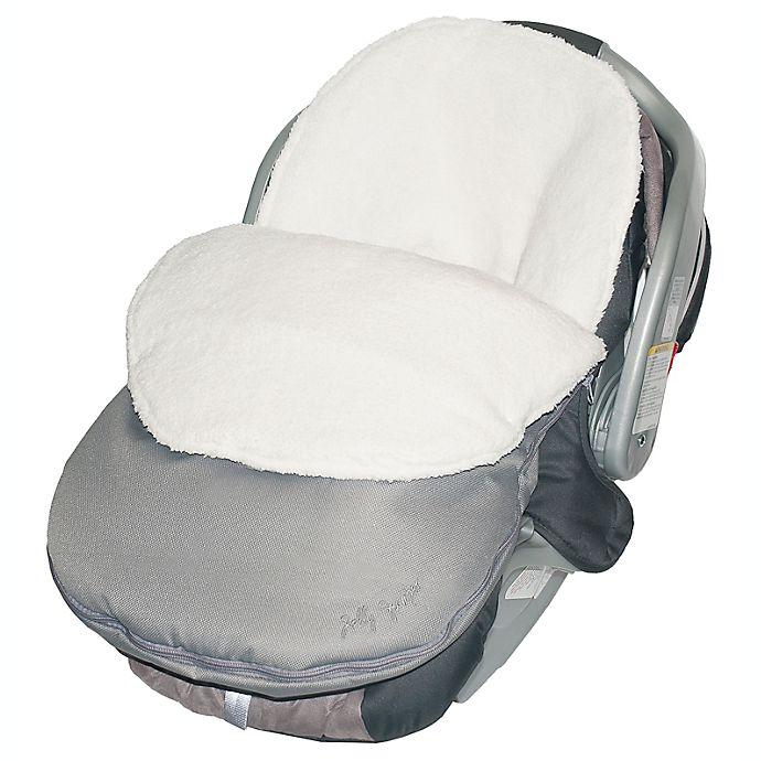 Alternate image 1 for Jolly Jumper® Cuddle Bag in Grey